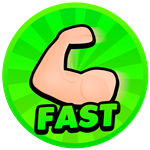 Roblox Axe Champions - Shop Item Fast Train