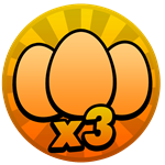 Roblox Axe Champions - Shop Item Triple Egg Hatch