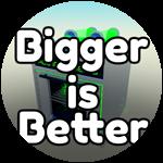 Roblox Bakery Simulator - Badge Bigger is Better