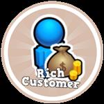 Roblox Bakery Simulator - Shop Item Rich Customers