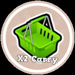 Roblox Bakery Simulator - Shop Item X2 Carry Capacity