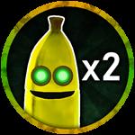 Roblox Banana Eats - Shop Item x2 Banana Chance