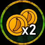 Roblox Banana Eats - Shop Item x2 Survival Coins