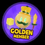 Roblox Boom - Shop Item Gold Member