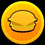 Roblox Burger Tycoon - Shop Item Golden Burger