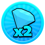 Roblox Burger Tycoon - Shop Item x2 Gems