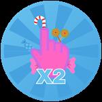 Roblox Candy Clicking Simulator - Shop Item 2x Clicks