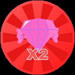 Roblox Candy Clicking Simulator - Shop Item 2x Gems