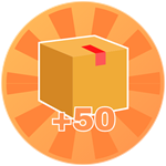 Roblox Candy Clicking Simulator - Shop Item +50 Inventory