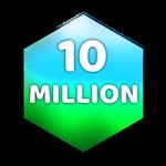 Roblox Case Clicker - Badge 10 Million Value