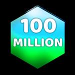 Roblox Case Clicker - Badge 100 Million Value