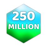 Roblox Case Clicker - Badge 250 Million Value