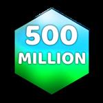 Roblox Case Clicker - Badge 500 Million Value