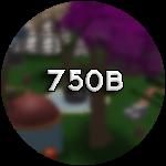 Roblox Case Clicker - Badge 750 Billion RAP