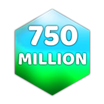 Roblox Case Clicker - Badge 750 Million Value