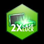 Roblox Case Clicker - Shop Item 2x Case Luck