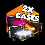 Roblox Case Clicker - Shop Item 2x Cases