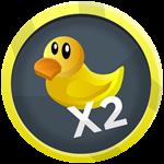 Roblox Duckie Simulator - Shop Item x2 Squizz