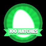 Roblox Elemental Legends - Badge 100 Eggs Hatched