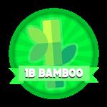 Roblox Elemental Legends - Badge 1B Total Bamboo