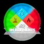 Roblox Elemental Legends - Badge 1M Total Elements