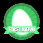 Roblox Elemental Legends - Badge First Egg
