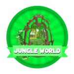 Roblox Elemental Legends - Badge Jungle World