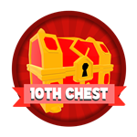 Roblox Elemental Legends - Badge You opened your 10th shard chest