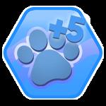 Roblox Elemental Legends - Shop Item +5 Pets Equipped