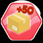 Roblox Elemental Legends - Shop Item +50 Pet Storage
