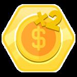 Roblox Elemental Legends - Shop Item Double Coins