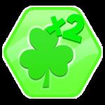 Roblox Elemental Legends - Shop Item x2 Luck