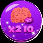 Roblox Genius Simulator - Shop Item 2x IQ