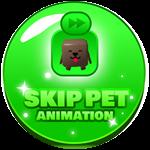 Roblox Genius Simulator - Shop Item Skip Pet Animations