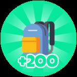 Roblox Godly Clicking Simulator - Shop Item +200 Pet Inventory