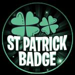 Roblox Hatching Simulator 3 - Badge Complete ST Patrick