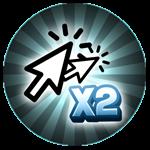 Roblox Hatching Simulator 3 - Shop Item x2 Clicks