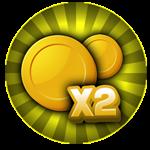 Roblox Hatching Simulator 3 - Shop Item x2 Coins
