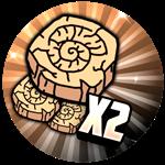Roblox Hatching Simulator 3 - Shop Item x2 Fossils