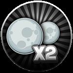 Roblox Hatching Simulator 3 - Shop Item x2 Moons