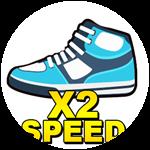 Roblox Infinity Power Simulator - Shop Item X2 SPEED