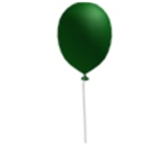 Roblox MOON TYCOON - Shop Item Green Balloon [Giver in Tycoon]