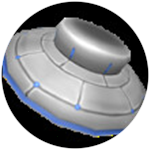 Roblox MOON TYCOON - Shop Item Personal UFO [Giver in Tycoon]