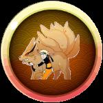 Roblox Naruto War Tycoon - Badge Jinchuurik9