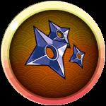 Roblox Naruto War Tycoon - Badge Kill 100 ninjas