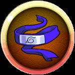 Roblox Naruto War Tycoon - Badge Ninja cosplay