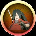 Roblox Naruto War Tycoon - Badge get the madara