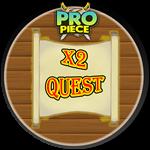 Roblox Pro Piece - Shop Item x2 Quest Reward