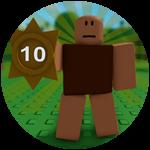 Roblox ROBLOX NPCs are becoming smart - Badge Get 10 endings