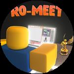 Roblox Ro-Meet - Badge Welcome to Ro-meet!